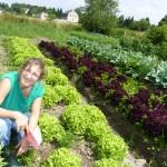 Linda / Gemüsegarten